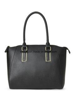 Designer PU Cross Pattern Ladies Bag Women Fashion Bags pictures & photos