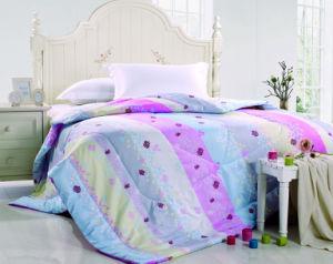 Hollow Fiber Soft Comfortable Quilt pictures & photos