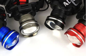 Super Bright New Model CREE T6 LED Headlamp pictures & photos