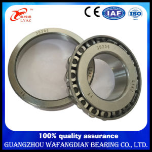 Single Row Tapered Roller Bearing 30206 pictures & photos