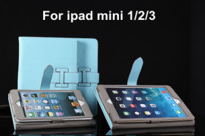 Hot Sale Wallet Holder iPad Cover for Apple Mini 1/2/3