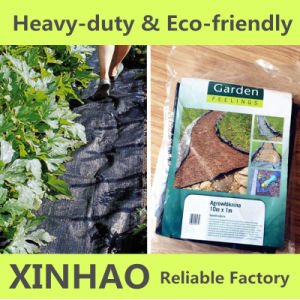 Hot Sale PP PE Woven Weed Mat for Agriculure Using pictures & photos