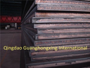 Ss400, Ss490 Hot Rolled Steel Plate pictures & photos