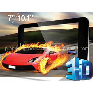 Newest Naked-Eye 3D Pocket PC with 3G Phone Calling