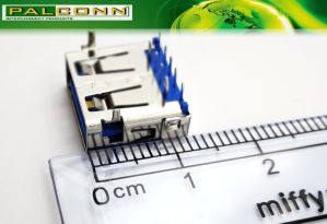 USB3.0 9pin Type A Famale Connector for Power Adputor/PC/Note Book/Power Bank pictures & photos