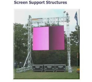 LED Display Truss/ Lighting Truss pictures & photos