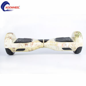 Christmas Gift Special Design Self Two Wheel Balance Hoverboard pictures & photos