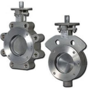 Stainless Steel Machining Pneumatic Butterfly Valves pictures & photos