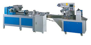 Full Automatical Plasticine Packing Machine (CB-100L) pictures & photos