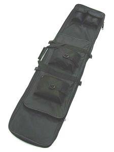 "48"" Dual Tactical Rifle Sniper Carry Case Gun Bag"