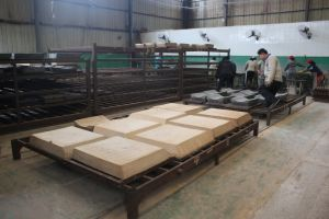 Riser Insulation Plate for Steel Mills pictures & photos