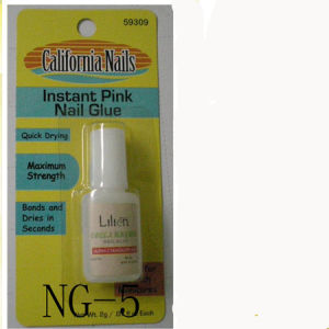 Nail Glue for Finger Strong Fast Connect 3G 5g Per Bottle pictures & photos