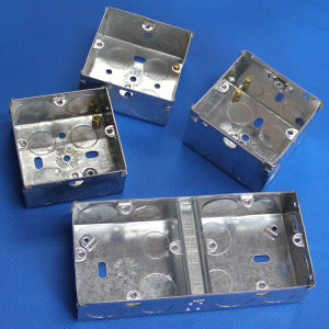 Electrical Metal Conduit Boxes for Wire pictures & photos