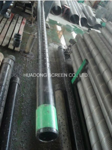 Water Well Perforated API Pipe for Water Intake/Ground Water Treatment Filtration pictures & photos