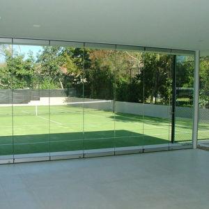 10mm 12mm 15mm Frameless Tempered Glass Sliding Door pictures & photos