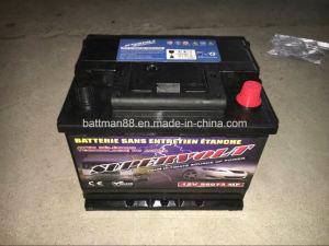 Super Volt 56073mf 12V60ah Maintenance Free Car Battery pictures & photos