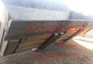 Loader Bucket Outside Protection Wear Liner Plate pictures & photos