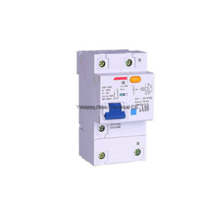 Square D Circuit Breaker Panel Electric Residual Current Electric Switch pictures & photos