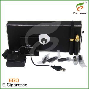 Kemeier Electronic Cigarette Ego Starter Kit With Colorful Ego Battery
