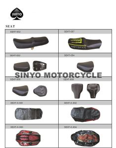 Wholesale Various Kinds Seat Motorcycle Spare Pert pictures & photos