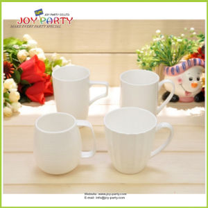 Ceramic White Mugs for Advertising Gifts pictures & photos