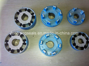 Elastic Pin Coupling/Shaft H Flexible Coupling pictures & photos