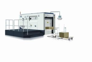 Semi Automatic Die Cutting and Creasing Machine Yc1480