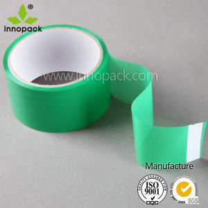 Bright Green Acrylic Glue BOPP Tape Supplier in China pictures & photos