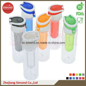 700ml BPA Free Water Bottle with Fruit Infuser pictures & photos