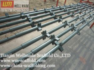 Australia Construction Kwik Stage System Scaffolding pictures & photos