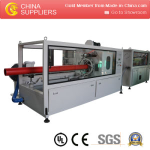 HDPE Pipe Production Line PP Pipe Single Plastic Extruder pictures & photos