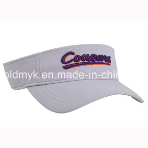 Promotional Summer Visor Cap with Logo Embroidery (GKA12-A00003) pictures & photos