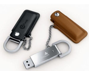 Leather USB Flash Drive, Key Chain USB Flash Drive, New Design USB Flash Drive pictures & photos