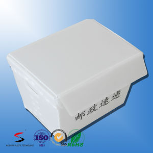 Folding Plastic Corrugated Box pictures & photos