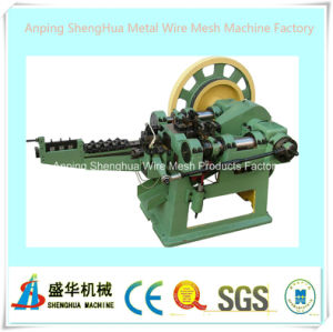 Construction Fully-Automatic Steel Nail Making Machine pictures & photos