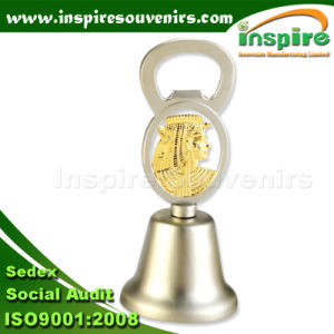 Zinc Alloy Dinner Bell with Bottle Opener (dB 551E) pictures & photos