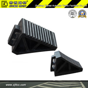 Industrial Rubber Vehicle Safety Parking Curbs (CC-D17) pictures & photos