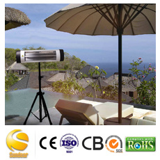 Imported Reflector High Heatin Efficiency Stand Patio Heater