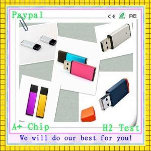 Custom Logo Freely Cheap USB Key (GC-C323) pictures & photos