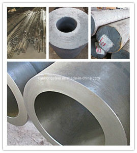 40Cr/DIN 1.7035/AISI S140 Forged Hollow Steel /Alloy Steel Bar