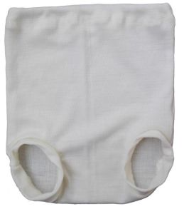 Single-Layer Wool Diaper Cover