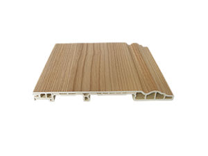 White Oak WPC Waterproof Flooring Skirting (PT-150) pictures & photos
