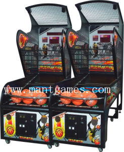 New China Products Luxury Basketball Arcade Machine for Playground Equipment (MT-1033) pictures & photos