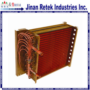 Copper Tube Copper Fin Refrigeration Evaporator pictures & photos