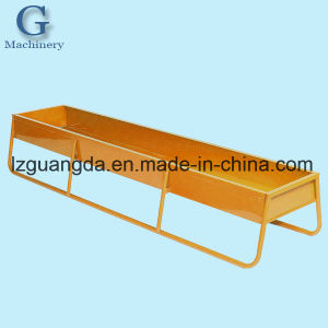 Good Quality Steel Pig Feeding Trough pictures & photos