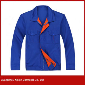 2017 New Long Sleeve High Quality Work Jacket for Winter (W295) pictures & photos