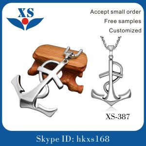 High Quality Staineless Steel Charm Pendant Necklace pictures & photos