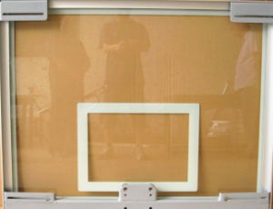 Tempered Glass Basketball Backboard with En12150, AS/NZS2208: 1996 Certificate pictures & photos