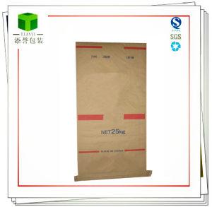 Seam Bottom Paper Plastic Composite Bag for Engineering Plastic 25kg pictures & photos