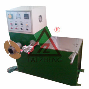 Double Station Wire Shielding Wrap Machine pictures & photos